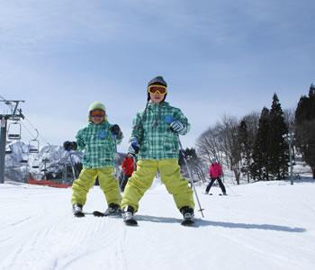 NASPAスキーガーデン・スキースクール
